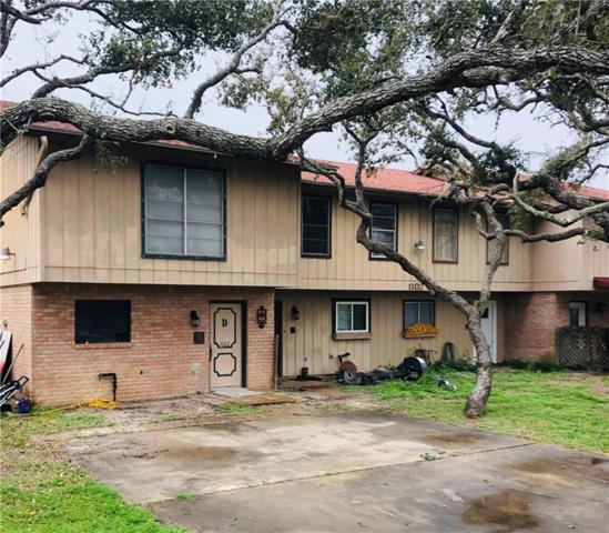 1102 8th St D, Rockport, TX 78382 (MLS #343782) :: Desi Laurel Real Estate Group