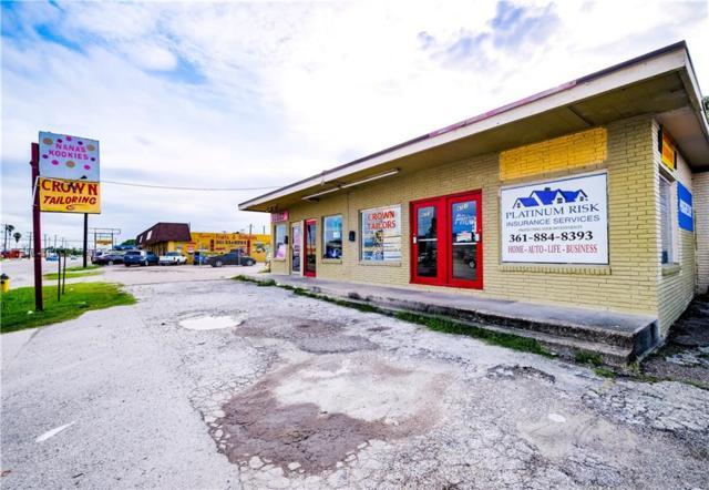 4721 Kostoryz Road, Corpus Christi, TX 78415 (MLS #343867) :: Jaci-O Group | Corpus Christi Realty Group