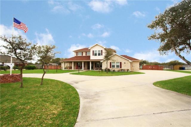1117 Cornerstone Dr, Corpus Christi, TX 78418 (MLS #344070) :: Desi Laurel Real Estate Group