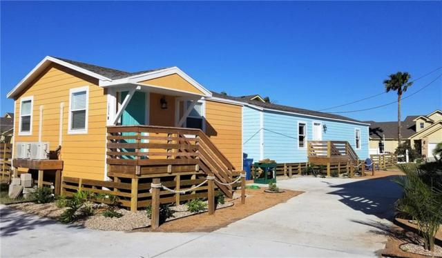 1036 S Tenth St, Port Aransas, TX 78373 (MLS #344081) :: Desi Laurel Real Estate Group