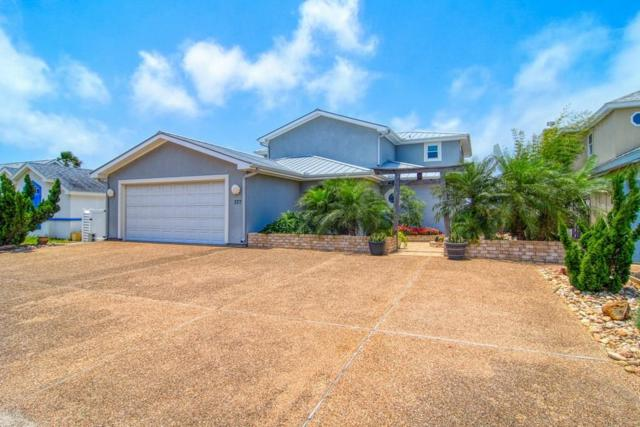 377 Blue Heron Drive, Port Aransas, TX 78373 (MLS #344221) :: Desi Laurel Real Estate Group