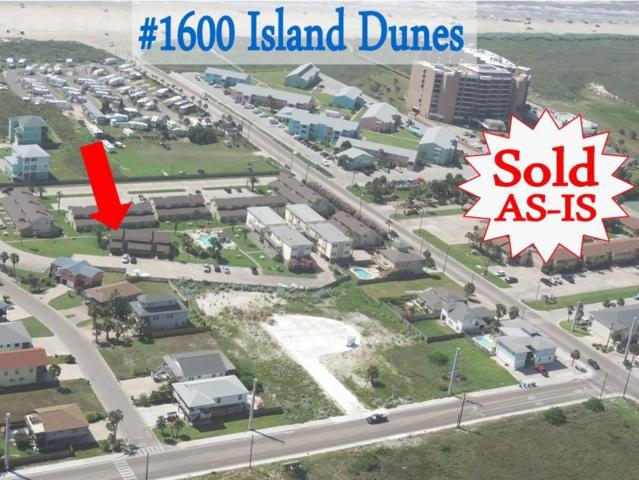 715 Beach Access Road 1A #1600, Port Aransas, TX 78373 (MLS #344326) :: Desi Laurel Real Estate Group