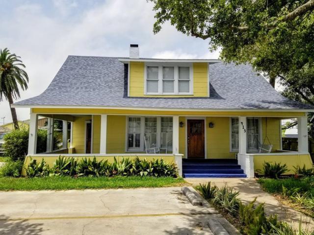 413 S Church St, Rockport, TX 78382 (MLS #344354) :: RE/MAX Elite Corpus Christi