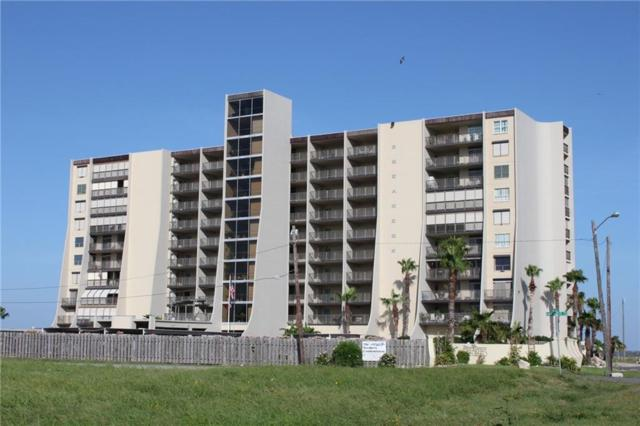 4242 Gulfbreeze Blvd #802, Corpus Christi, TX 78402 (MLS #344764) :: Desi Laurel Real Estate Group