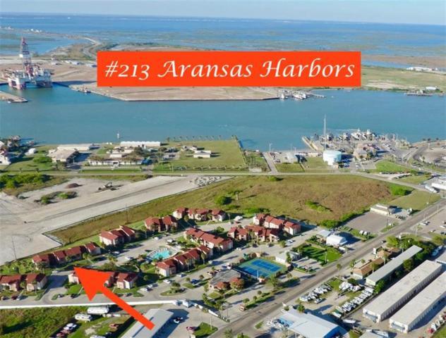 230 Cut Off #213, Port Aransas, TX 78373 (MLS #345040) :: Desi Laurel Real Estate Group