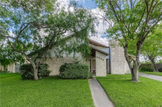 4033 Sandy Hollow Dr, Corpus Christi, TX 78410 (MLS #345127) :: Desi Laurel Real Estate Group
