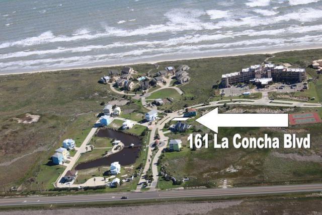 162 La Concha Blvd, Port Aransas, TX 78373 (MLS #345149) :: Desi Laurel Real Estate Group