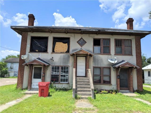 323 E Avenue C, Robstown, TX 78380 (MLS #345216) :: Desi Laurel Real Estate Group