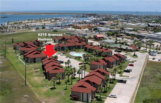 230 Cut Off #215, Port Aransas, TX 78373 (MLS #345282) :: Jaci-O Group | Corpus Christi Realty Group