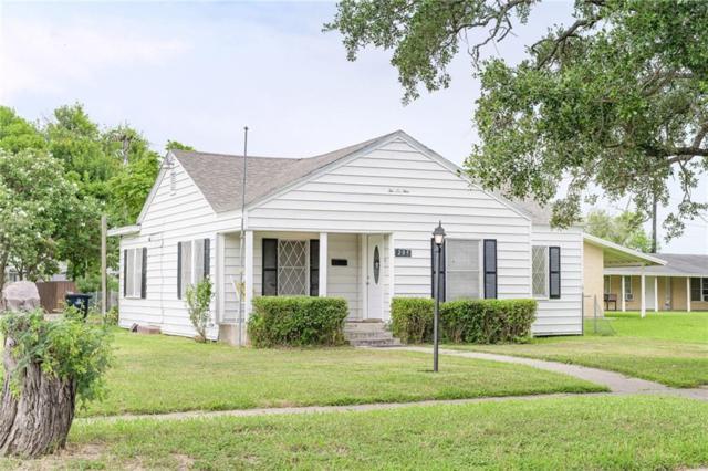 209 W Merriman St, Sinton, TX 78387 (MLS #346471) :: Desi Laurel Real Estate Group
