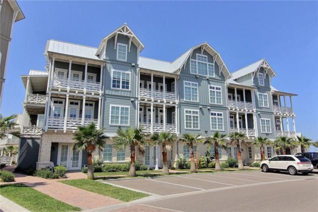 140 Social Circ 3-304, Port Aransas, TX 78373 (MLS #346637) :: Desi Laurel Real Estate Group