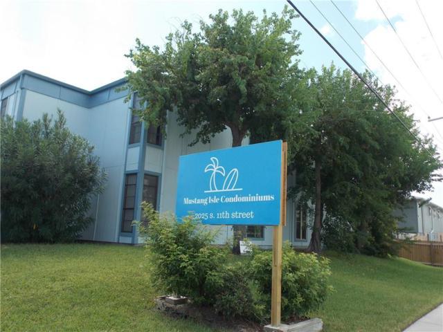 2025 S 11th St #22, Port Aransas, TX 78373 (MLS #347023) :: Desi Laurel Real Estate Group