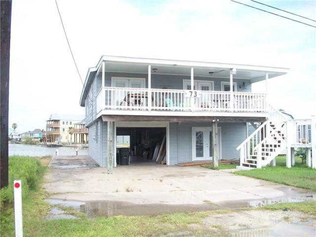 73 Belaire Drive Dr, Rockport, TX 78382 (MLS #347480) :: Desi Laurel Real Estate Group