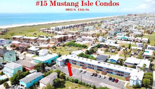 2025 S 11th St #15, Port Aransas, TX 78373 (MLS #347595) :: RE/MAX Elite Corpus Christi