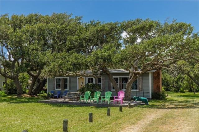 1631 Fulton Beach Road N, Rockport, TX 78382 (MLS #347637) :: Desi Laurel Real Estate Group