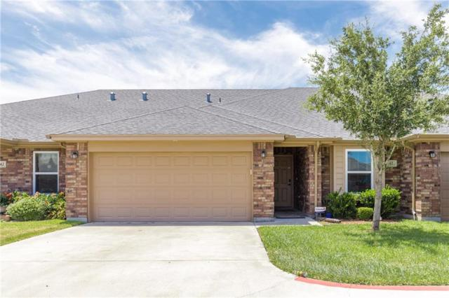 4750 Grand Junction Dr #41, Corpus Christi, TX 78413 (MLS #347670) :: Desi Laurel Real Estate Group
