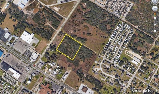 000 Tract 4 Matlock, Aransas Pass, TX 78336 (MLS #347845) :: Desi Laurel Real Estate Group