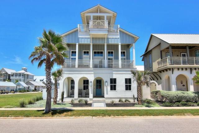 149 Sunrise Ave, Port Aransas, TX 78373 (MLS #347984) :: Desi Laurel Real Estate Group