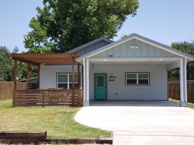 116 W James St, Rockport, TX 78382 (MLS #348169) :: Desi Laurel Real Estate Group