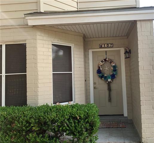 4401 River Valley Drive #107, Corpus Christi, TX 78410 (MLS #348209) :: RE/MAX Elite Corpus Christi