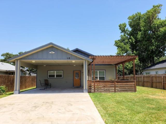 118 W James St, Rockport, TX 78382 (MLS #348225) :: Desi Laurel Real Estate Group
