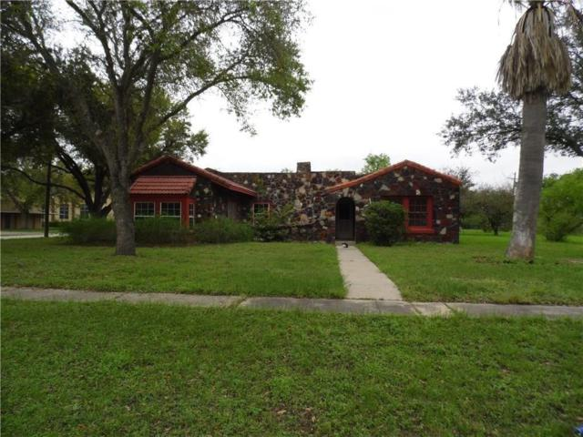 205 E Mesquite St, Mathis, TX 78368 (MLS #348262) :: Desi Laurel Real Estate Group