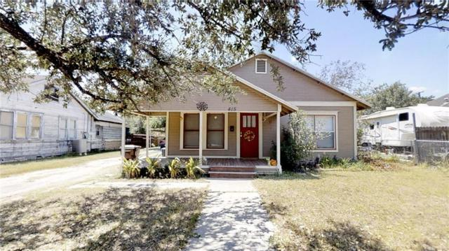 415 E Huisache Ave, Kingsville, TX 78363 (MLS #348375) :: RE/MAX Elite Corpus Christi