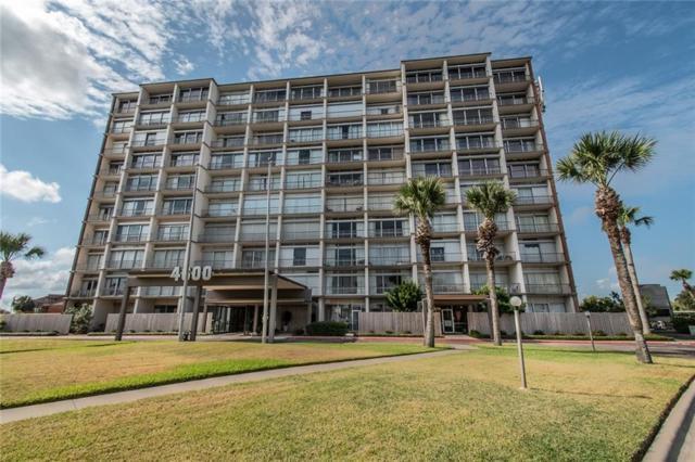 4600 Ocean Dr #807, Corpus Christi, TX 78412 (MLS #348429) :: Desi Laurel Real Estate Group
