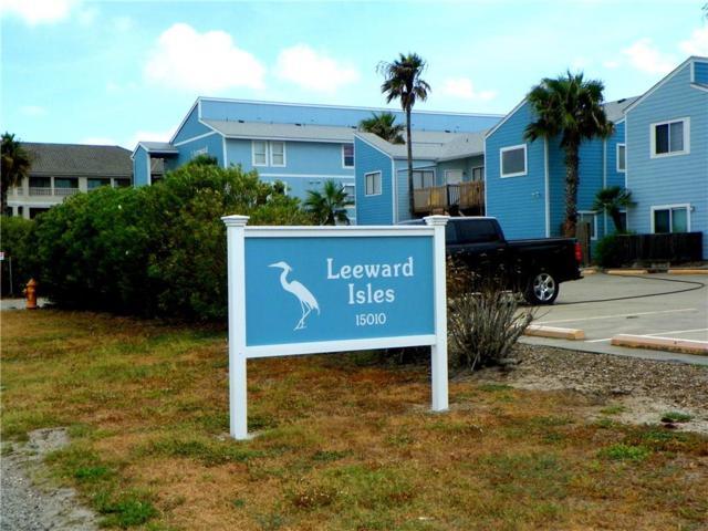 15010 Leeward Dr #605, Corpus Christi, TX 78418 (MLS #348572) :: Desi Laurel Real Estate Group