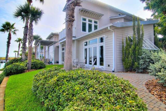 3700 Island Moorings Pkwy #1, Port Aransas, TX 78373 (MLS #349043) :: Desi Laurel Real Estate Group