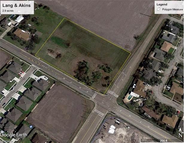 0 Lang/Akins Dr, Portland, TX 78374 (MLS #349258) :: Desi Laurel Real Estate Group