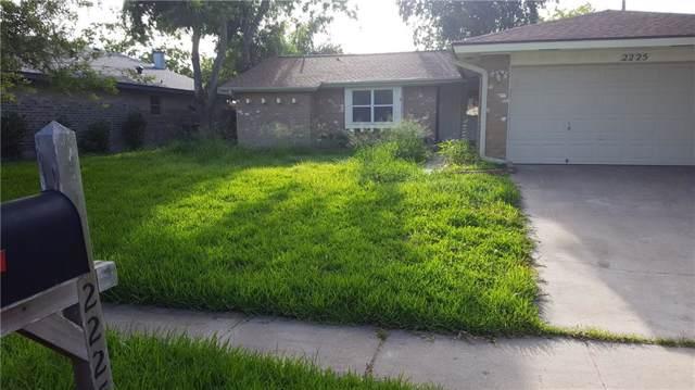 2225 Dorchester Dr, Corpus Christi, TX 78418 (MLS #349263) :: Desi Laurel Real Estate Group