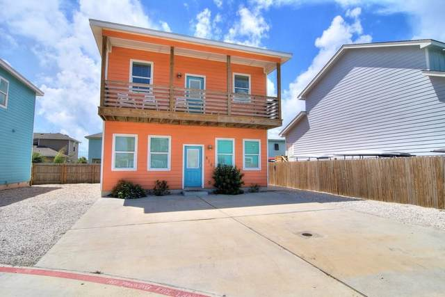 616 S Gulf Village St, Port Aransas, TX 78373 (MLS #349385) :: Desi Laurel Real Estate Group