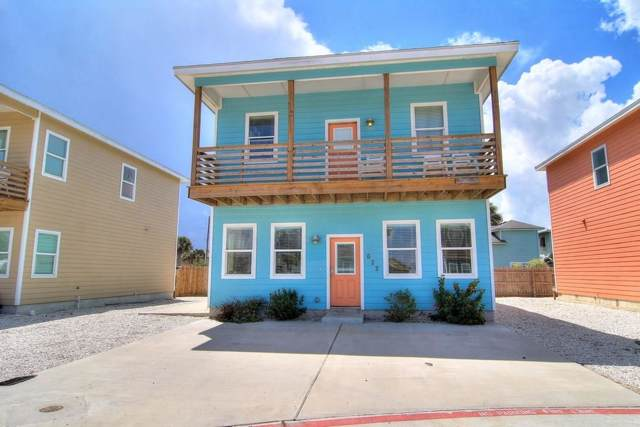 622 S Gulf Village St, Port Aransas, TX 78373 (MLS #349461) :: Desi Laurel Real Estate Group