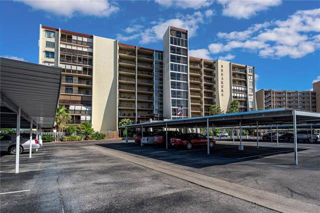 4242 Gulfbreeze Blvd #405, Corpus Christi, TX 78402 (MLS #349638) :: Desi Laurel Real Estate Group