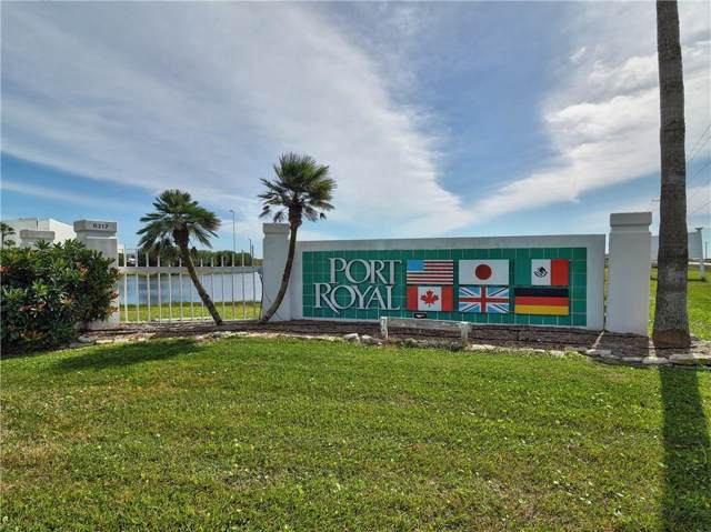 6317 State Hwy 361, Port Royal #6210, Port Aransas, TX 78373 (MLS #349716) :: Desi Laurel Real Estate Group
