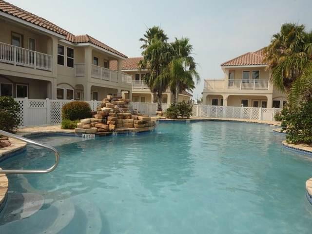 14813 Leeward Dr #602, Corpus Christi, TX 78418 (MLS #349788) :: Desi Laurel Real Estate Group