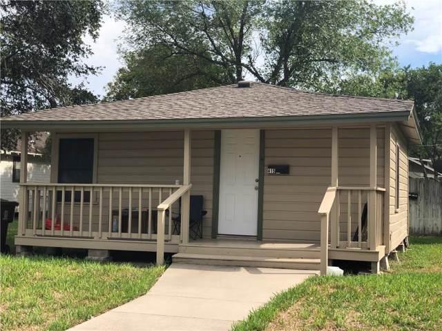 415 W Lee Ave, Kingsville, TX 78363 (MLS #349826) :: Desi Laurel Real Estate Group
