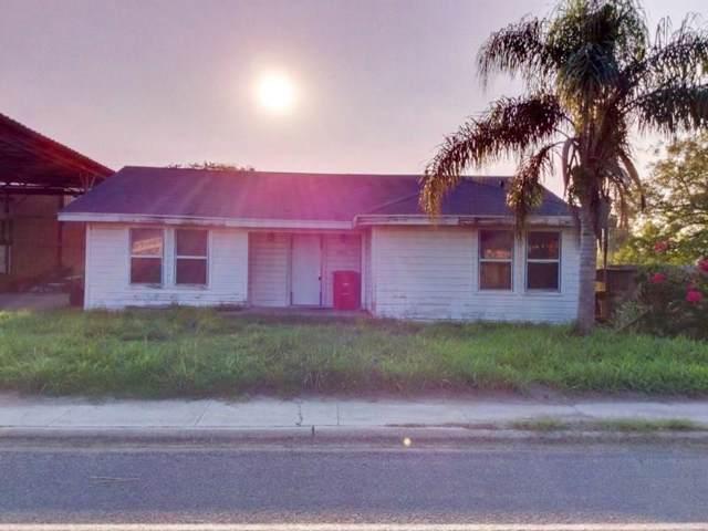 605 Lincoln Ave, Robstown, TX 78380 (MLS #349961) :: RE/MAX Elite Corpus Christi