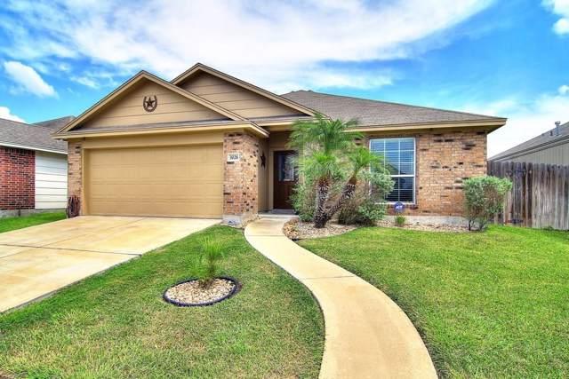3026 Masterson Dr, Corpus Christi, TX 78415 (MLS #349970) :: Desi Laurel Real Estate Group
