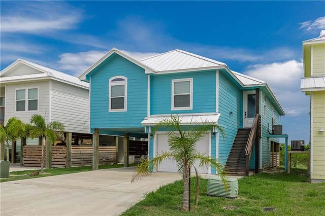 322 Paradise Pointe, Port Aransas, TX 78373 (MLS #350023) :: Desi Laurel Real Estate Group