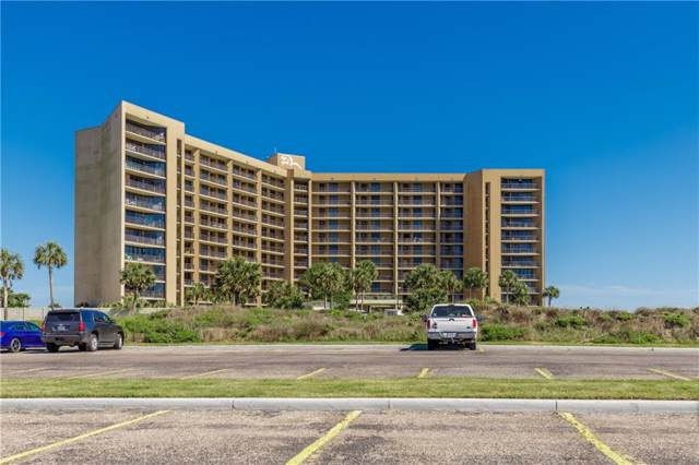 6649 Seacomber Dr #1009, Port Aransas, TX 78373 (MLS #350025) :: Desi Laurel Real Estate Group