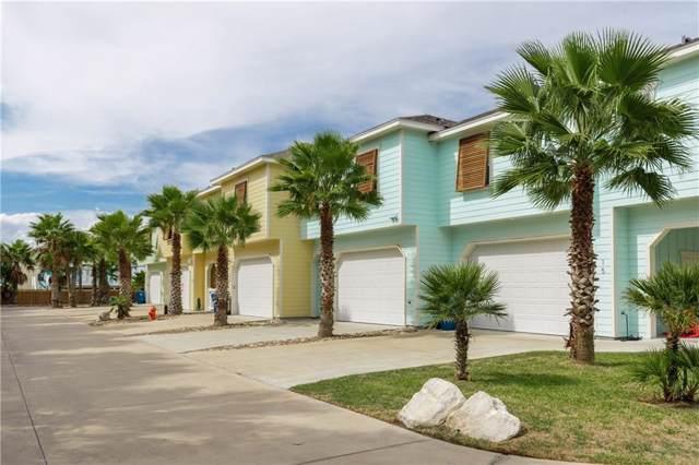 247 W Roberts Avenue #14, Port Aransas, TX 78373 (MLS #350033) :: RE/MAX Elite Corpus Christi