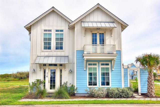716 Sunrise Ave, Port Aransas, TX 78373 (MLS #350157) :: Desi Laurel Real Estate Group