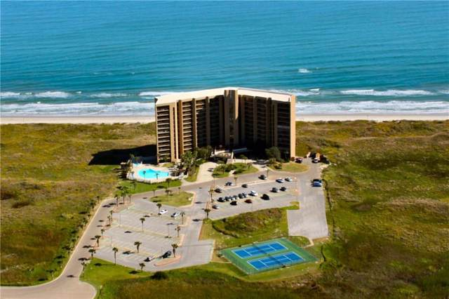 6745 Seacomber #808, Port Aransas, TX 78373 (MLS #350173) :: RE/MAX Elite Corpus Christi