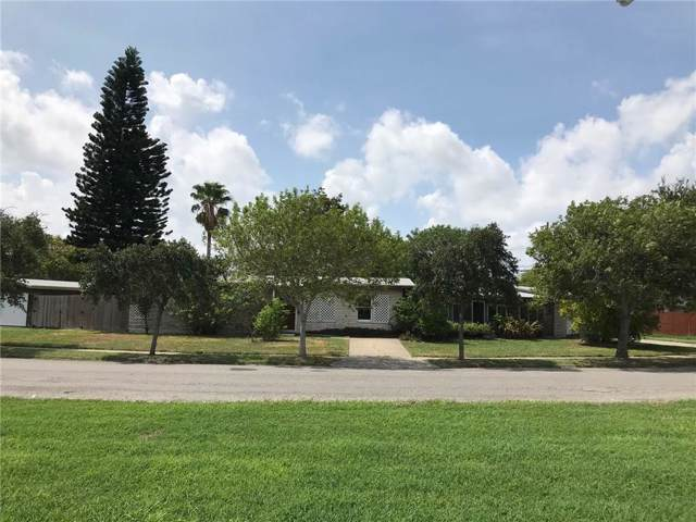 702 Caddo St, Corpus Christi, TX 78412 (MLS #350187) :: Desi Laurel Real Estate Group