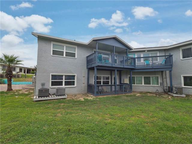 1129 S 11th St #15, Port Aransas, TX 78373 (MLS #350214) :: RE/MAX Elite Corpus Christi