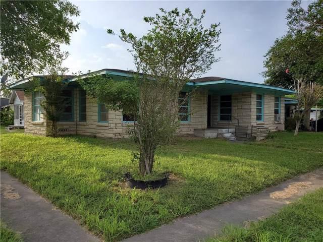 416 Rowlett St, Sinton, TX 78387 (MLS #350273) :: Desi Laurel Real Estate Group