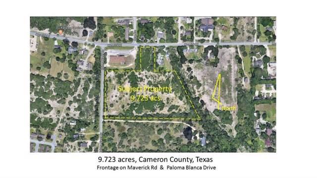 5674 Maverick Road, Brownsville, TX 78521 (MLS #350339) :: RE/MAX Elite Corpus Christi