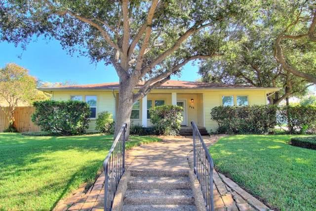 253 Melrose Avenue, Corpus Christi, TX 78404 (MLS #350408) :: South Coast Real Estate, LLC